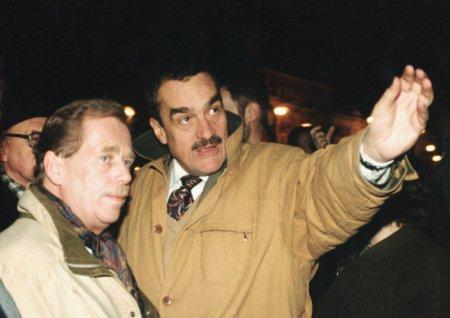 Prezidenti Havel a Schwarzenberg